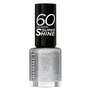 Rimmel 60 Seconds Glitter Nail Polish Extra