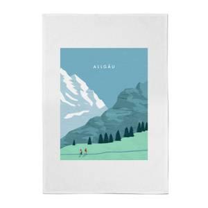 PlanetA444 Algau Cotton Tea Towel