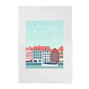 PlanetA444 Copenhagen Cotton Tea Towel