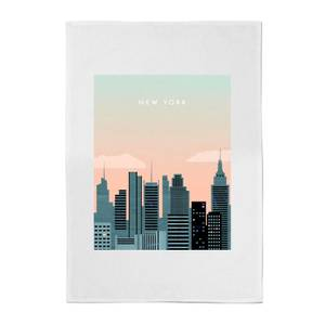 Katinka Reinke New York Cotton Tea Towel