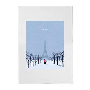 Paris Cotton Tea Towel