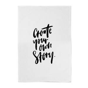 PlanetA444 Create Your Own Story Cotton Tea Towel