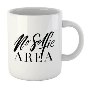PlanetA444 No Selfie Area Mug