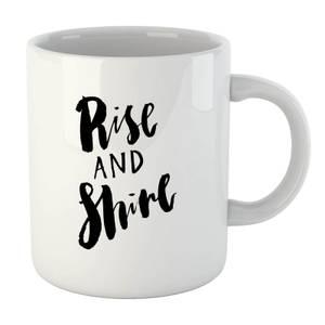 PlanetA444 Rise and Shine Mug