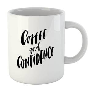 PlanetA444 Coffee and Confidence Mug