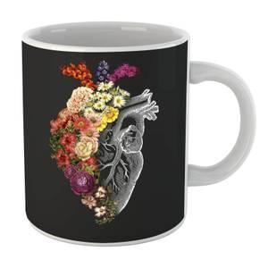 Tobias Fonseca Flower Heart Spring Mug