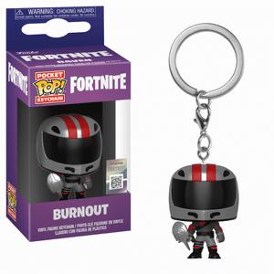 Fortnite S2 Burnout Funko Pop! Keychain