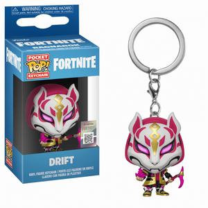 Fortnite Drift Funko Pop! Keychain