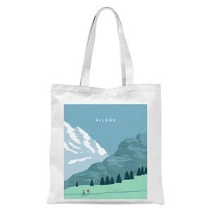 Algau Tote Bag - White