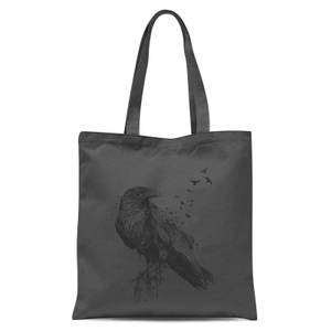 Balazs Solti Birds Flying Tote Bag - Grey