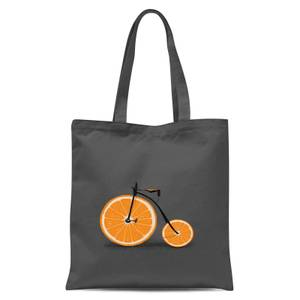 Florent Bodart Citrus Tote Bag - Grey
