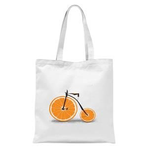 Florent Bodart Citrus Tote Bag - White