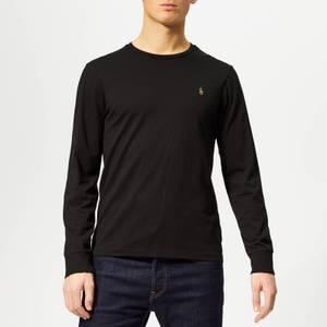 Polo Ralph Lauren Men's Long Sleeved T-Shirt - Polo Black