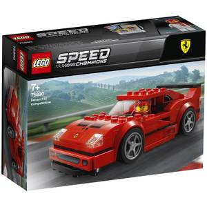 LEGO Ferrari F40 Competizione Model Car Toy (75890)