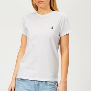 Polo Ralph Lauren Women's Logo T-Shirt - White