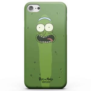 Coque Smartphone Rick Cornichon - Rick et Morty pour iPhone et Android