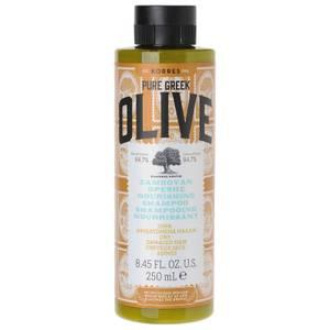 KORRES Natural Pure Greek Olive Nourishing Shampoo for Dry/Damaged Hair 250ml