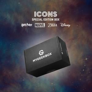 My Geek Box - Caja Íconos - Hombre - XXXL