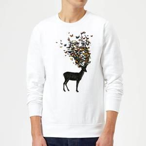 Tobias Fonseca Wild Nature Sweatshirt - White