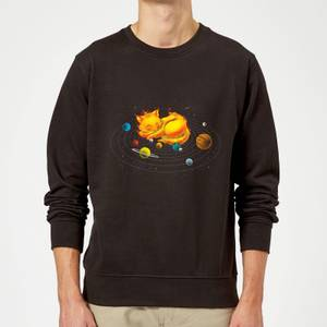 Tobias Fonseca The Centre Of My Universe Sweatshirt - Black