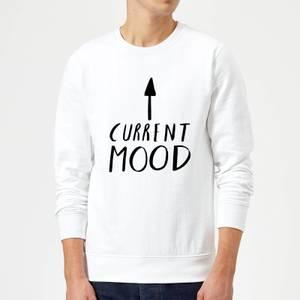 Rock On Ruby Current Mood Sweatshirt - White