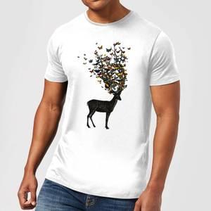 Tobias Fonseca Wild Nature Men's T-Shirt - White