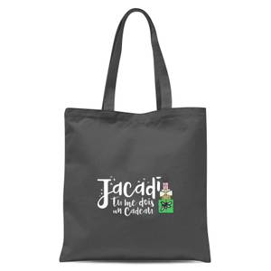 Jacadi Tote Bag - Grey