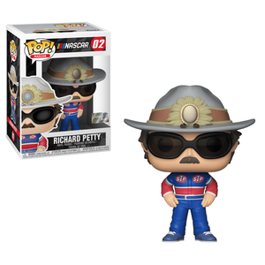 NASCAR Richard Petty Figura Pop! Vinyl