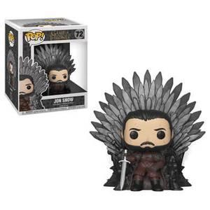 Game of Thrones Jon on Iron Throne Funko Pop! Vinyl Deluxe