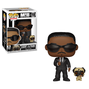 Men In Black Agent J & Frank Funko Pop! Vinyl
