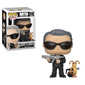 Men In Black Agent K & Neeble Funko Pop! Vinyl