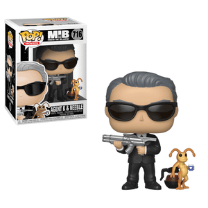 Men In Black - Agente K e Neeble Figura Pop! Vinyl