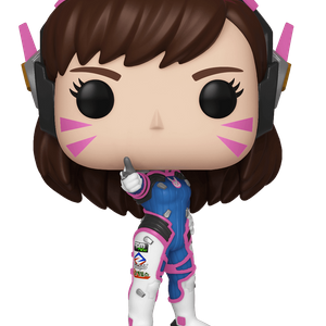 Overwatch D.Va Funko Pop! Vinyl