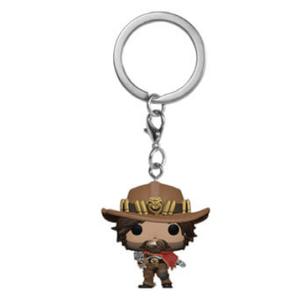 Overwatch McCree Funko Pop! Keychain