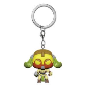 Overwatch Orisa Pop! Keychain