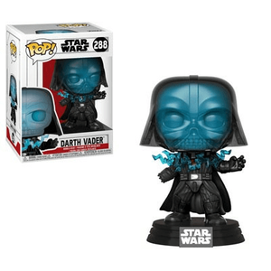 Figurine Pop! Dark Vador Electrocuté Star Wars