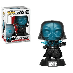 Star Wars - Darth Vader Fulminato Figura Pop! Vinyl
