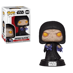 Figurine Pop! Empereur Palpatine - Star Wars
