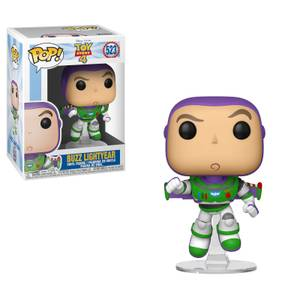 Toy Story 4 - Buzz Lightyear Figura Pop! Vinyl