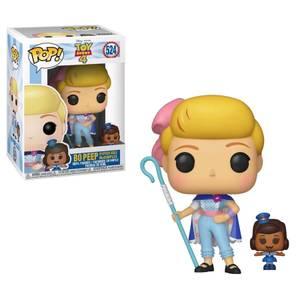 Toy Story 4 - Bo Peep e Giggle McDimples Figura Pop! Vinyl