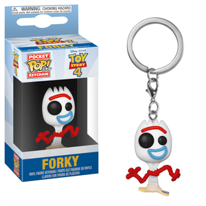 Toy Story 4 Forky Pop! Keychain