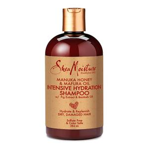 Shampooing hydratant Manuka Honey & Mafura Oil Intensive Hydration Shea Moisture 384 ml