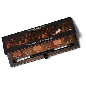 Blank Canvas Cosmetics Master Series, Palette One