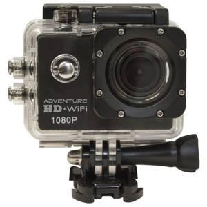 Waspcam Cobra 5210 Adventure 1080p HD Wi-Fi Waterproof Action Camera - Black