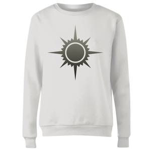 Sweat Femme Symbole de Orzhov - Magic The Gathering - Blanc