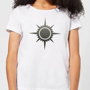 Magic The Gathering Orzhov Symbol Women's T-Shirt - White
