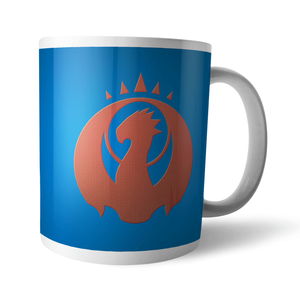 Magic The Gathering Izzet Mug