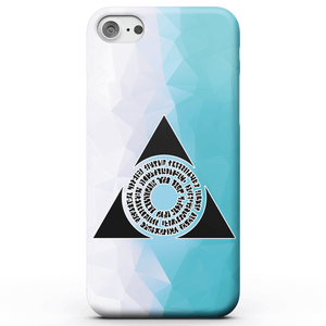 Magic The Gathering Azorius Fractal Phone Case for iPhone and Android