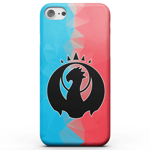Magic The Gathering Izzet Fractal Phone Case for iPhone and Android