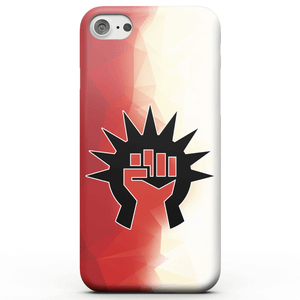 Magic The Gathering Boros Fractal Phone Case for iPhone and Android